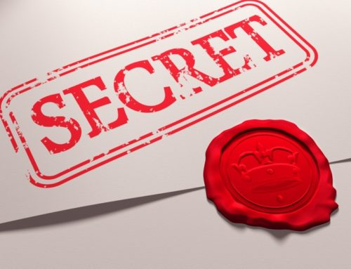 Sur la protection du secret des affaires
